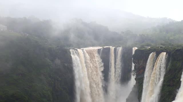 The Majestic Jog Falls video