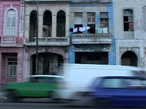 The Malecon in Havanna Cuba. video