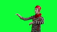 The mime as a driver video