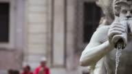 The Moro Fountain Masterpiece in Rome video