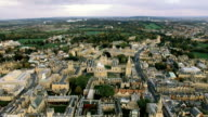 The New Oxford City Skyline Aerial Video video