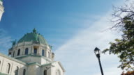 The Our Lady of Victory Basilica. It is a Catholic parish church and national shrine in Lackawanna, New York video