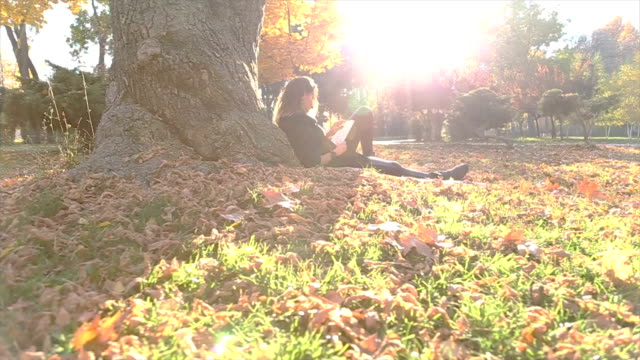 The Pleasure Of Reading Outdoors video