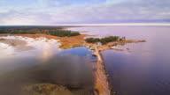 The port of Vergi in Lahemaa Estonia video