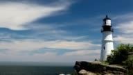 The Portland Headlight Lighthouse video