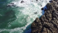 The power of the sea from above video