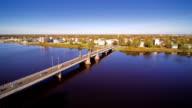 The progressive city of Parnu in Estonia video