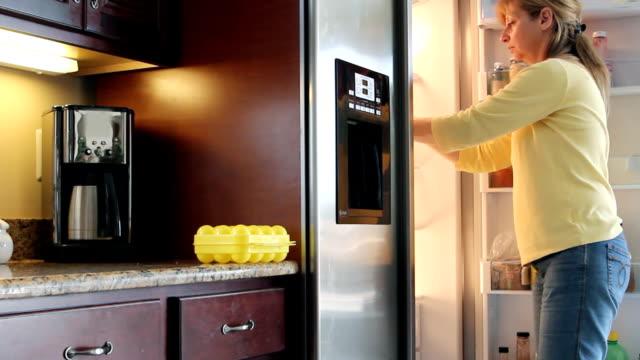The refrigerator video