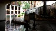 The Riverwalk in San Antonio, Texas video