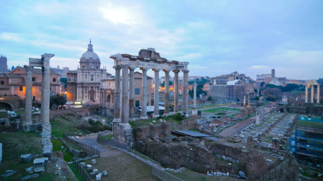 The Roman Forum video