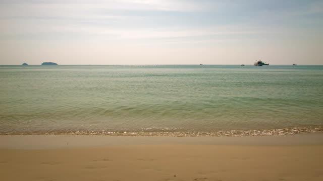 The sea video
