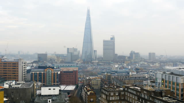 The Shard from a Distance video