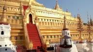 The Shwezigon Pagoda video
