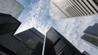 The Skyscrapers in Toronto video