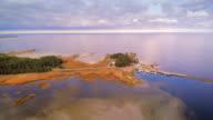 The small island of Vergi in Estonia video
