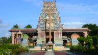 The Sri Siva Subramaniya Hindu temple in Nadi, Fiji video