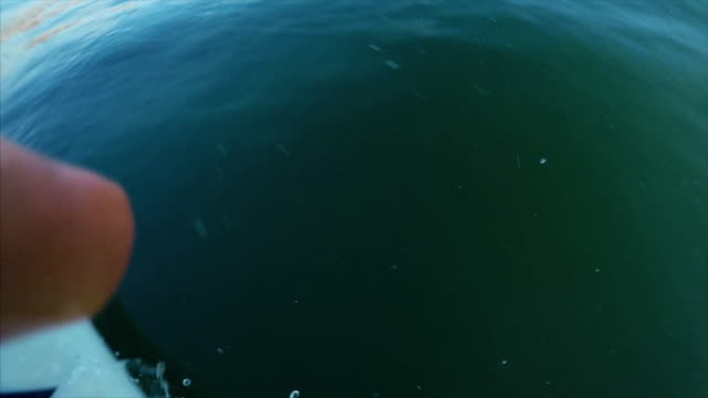 POV of the surfer video