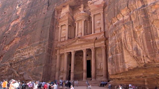The Treasury - Petra, Jordan video