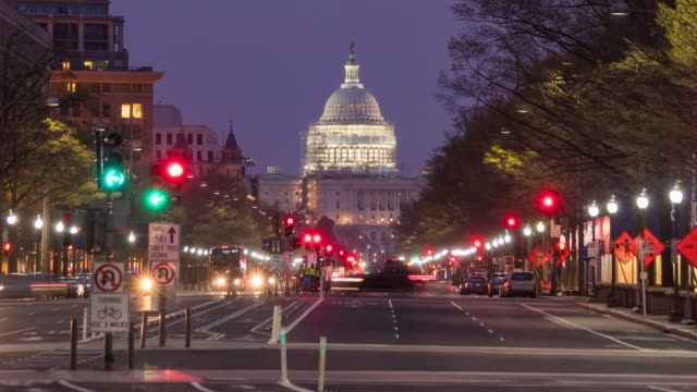 The United States Capitol building video