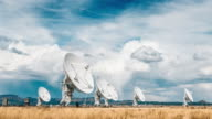 The Very Large Array in New Mexico video
