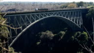 The Victoria Falls and Border Bridge video