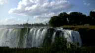 the Victoria Water falls video