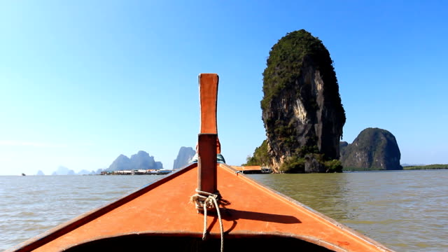 The way to panyee island video