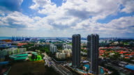 The West Region of Singapore City video
