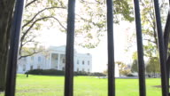 The White House in Washington D.C. video