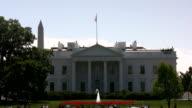 The White House in Washington/USA video