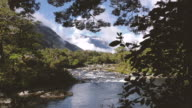 The world famous Milford Track on New Zealand's south island. video
