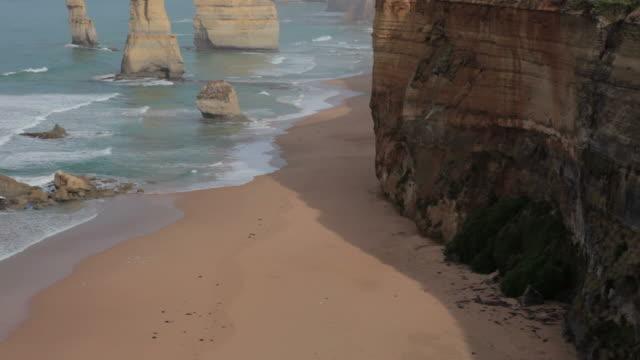 The12 apostles Great Ocean Road HD video