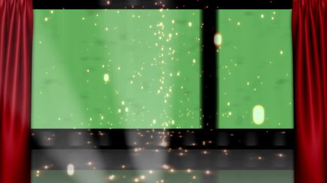 Theater animation video