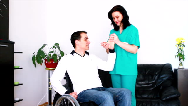 Therapeutic exercises for adult to hand video