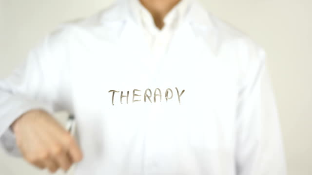 Therapy, Written on Glass video