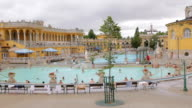 Thermal Bath Pool and Spa, Budapest video