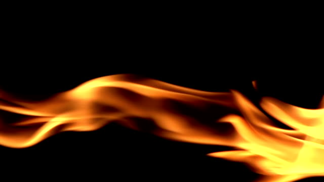 Thin Jet of Flame video