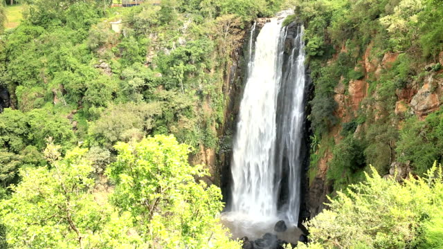Thomson's Falls, Kenya video