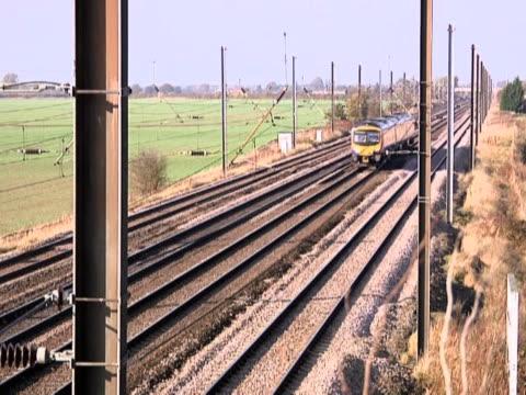 Three Car Commuter Train video