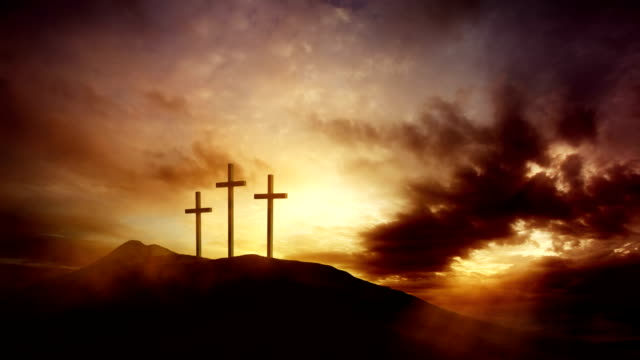 Three crosses on the Hill video