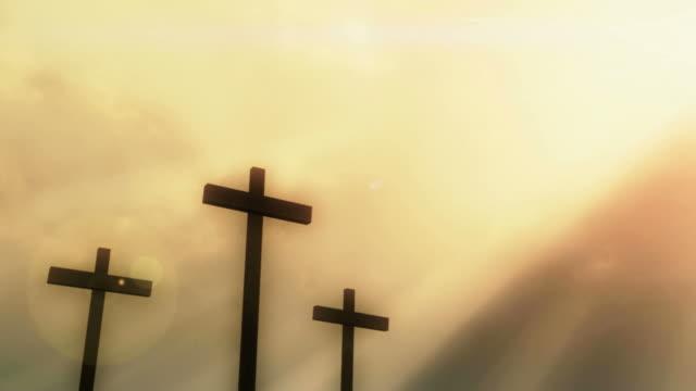 Three Crosses video