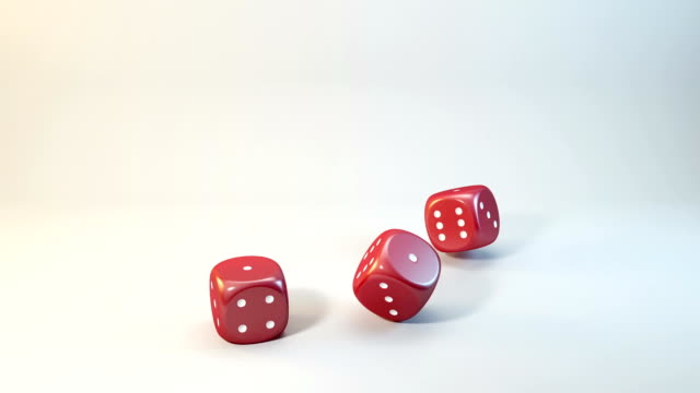 Three Dices Fall in Ones video