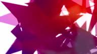 Three dimensional shape video