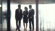 Three Entrepreneurs Briefing video