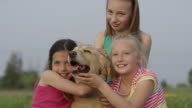 Three Girls and their Best Friend video