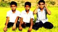Three Wise Monkeys video