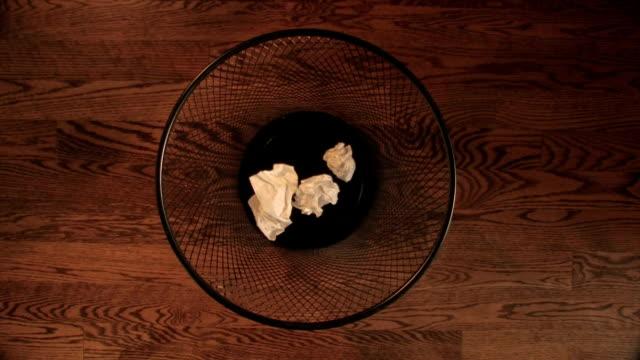 Throwing Away Paper 1 video