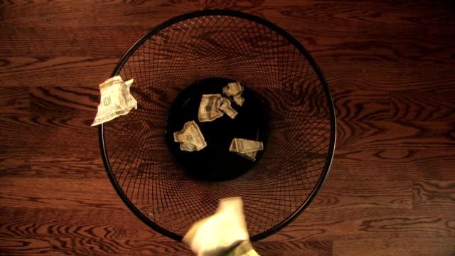 Throwing Money Away 2 video