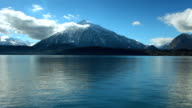 Thun Lake and Pyramid Niesen in Switzerland video