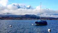 Thun Lake in Awiss Alps video